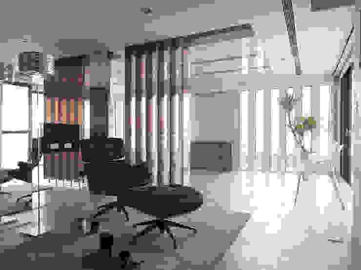 K HOUSE 根據 形構設計 Morpho-Design 現代風