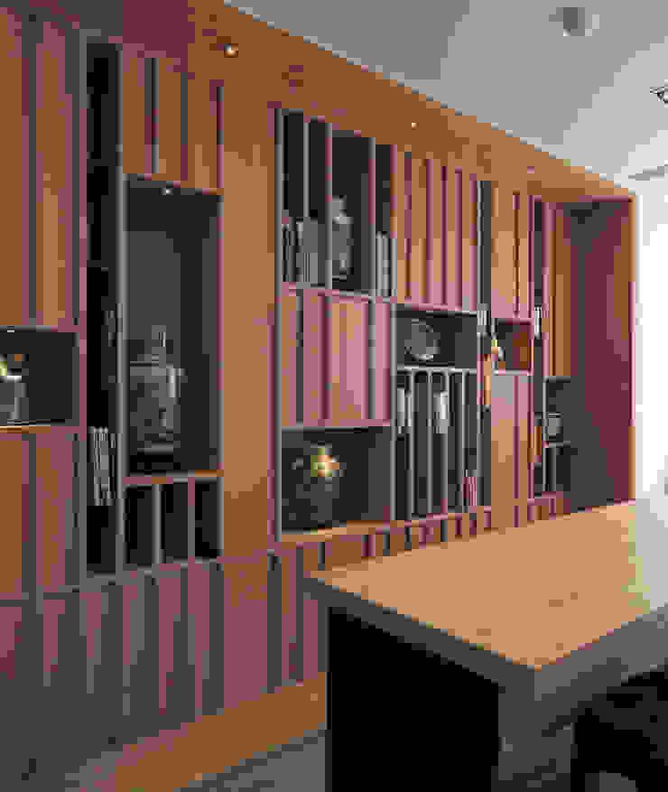 Yongchun MIX 根據 形構設計 Morpho-Design 現代風