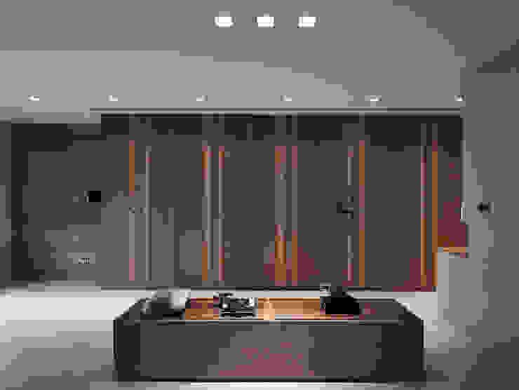 形構設計 Morpho-Design Modern dressing room