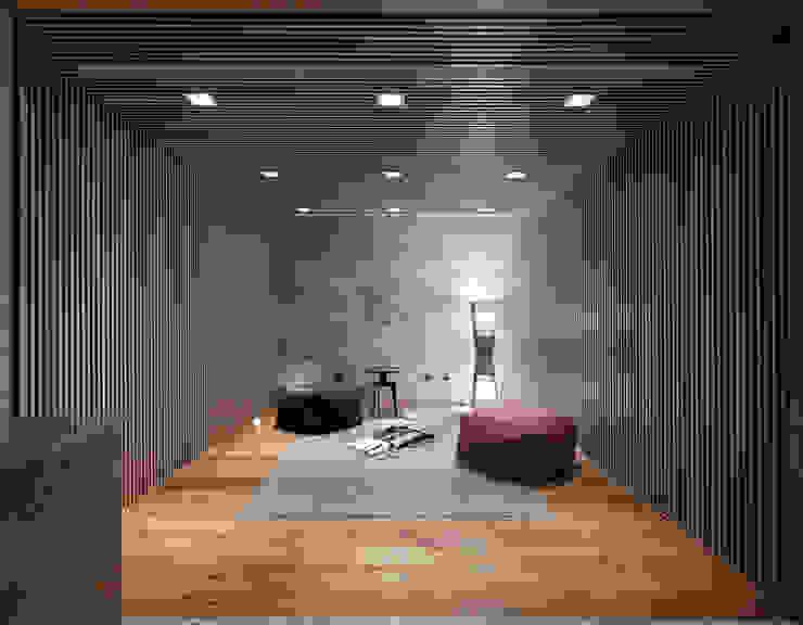 形構設計 Morpho-Design Modern wine cellar