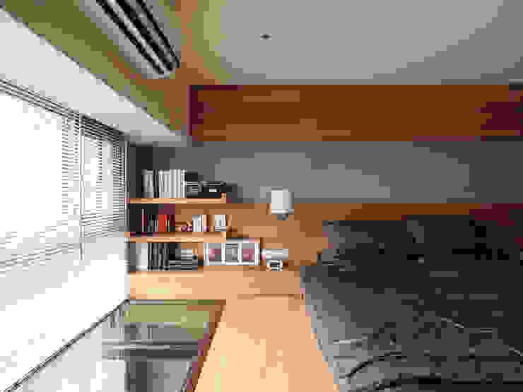形構設計 Morpho-Design의  침실