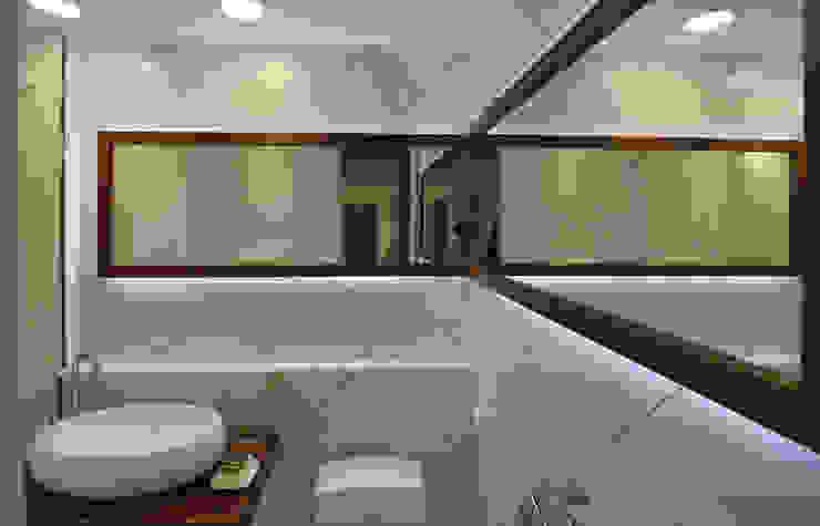Modern bathroom by 블랑브러쉬 Modern
