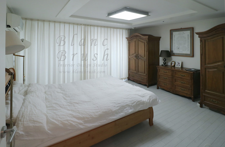 블랑브러쉬 Chambre moderne