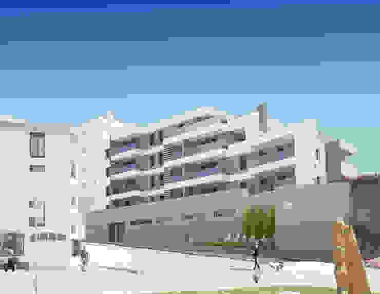 Marvic Projectos e Contrução Civil Terrace house