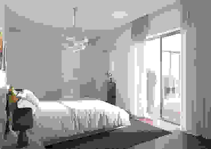 Marvic Projectos e Contrução Civil Modern Bedroom