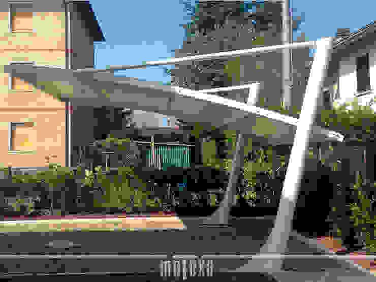 METEXA SAS Garden Accessories & decoration Metal White