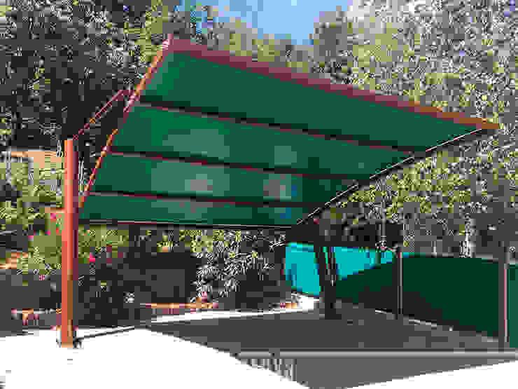 METEXA SAS Garden Accessories & decoration Metal Red