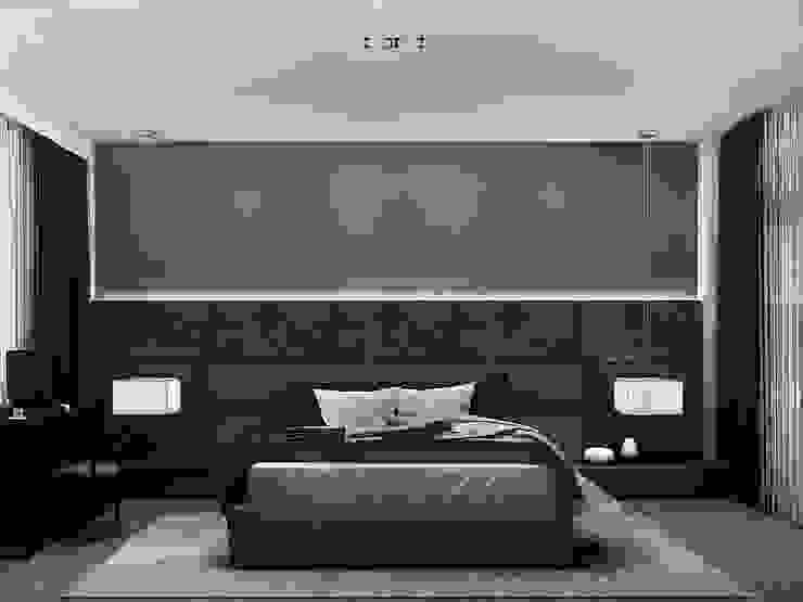 臥室5 根據 竹村空間 Zhucun Design 現代風