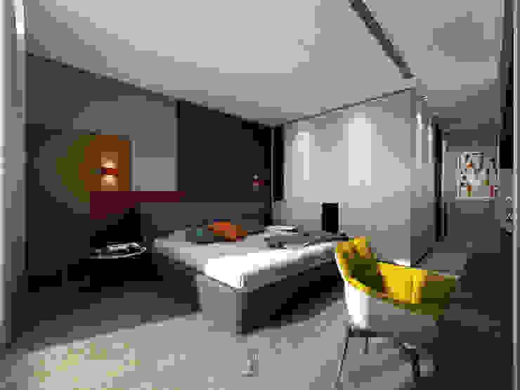 臥室6 根據 竹村空間 Zhucun Design 現代風