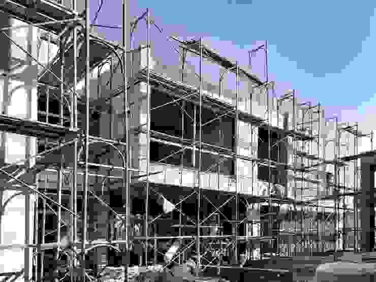 家的想像 根據 竹村空間 Zhucun Design 現代風