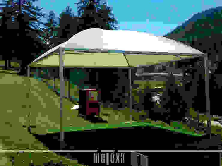 METEXA SAS Modern garden Iron/Steel