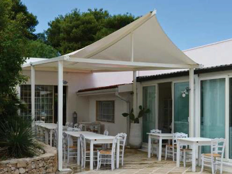 METEXA SAS Garden Greenhouses & pavilions Metal