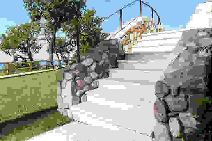 Quintarelli Pietre e Marmi Srl Stairs Stone White