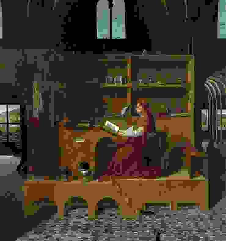 Lo studio di S. Girolamo, di Antonello da Messina Daniele Arcomano