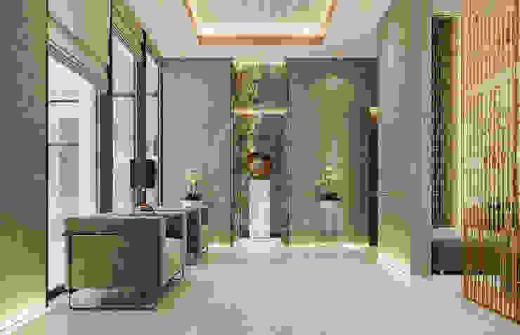 Interior Design Of Modern Luxury Residence Homify