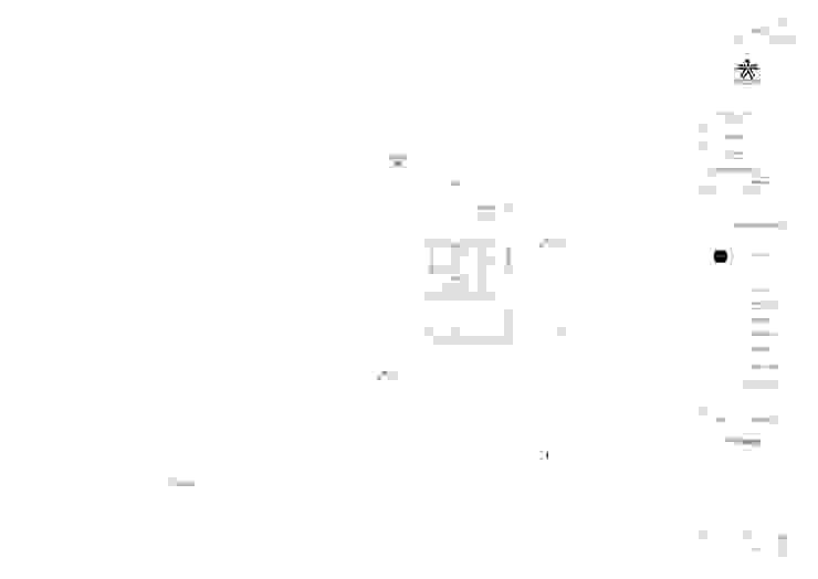 2 do. piso del proyecto. de JV RVT Moderno Madera Acabado en madera