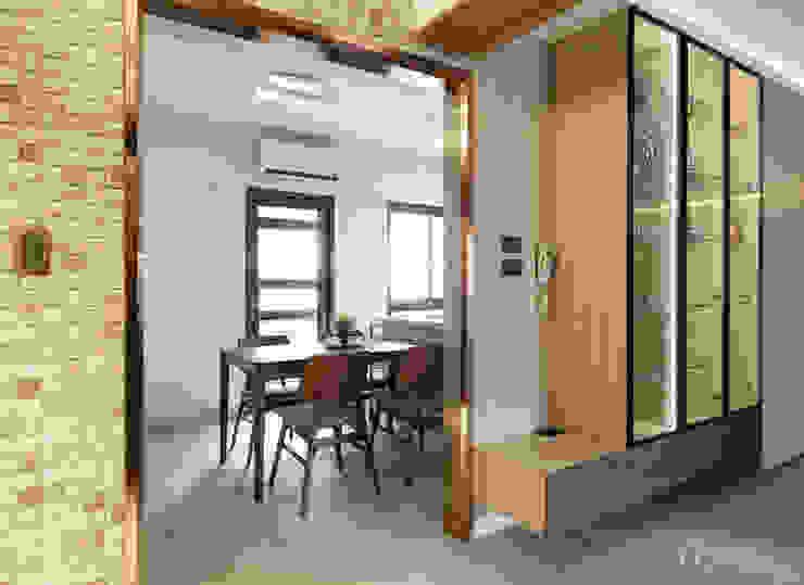 WANG House 元作空間設計 門