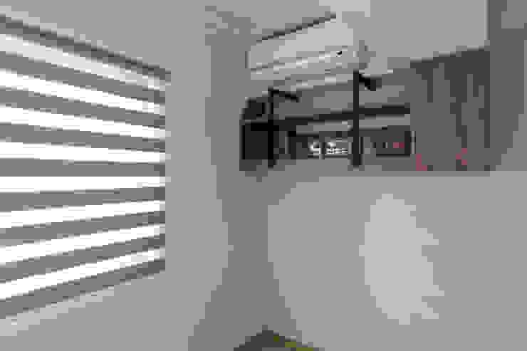 WANG House 元作空間設計 小臥室