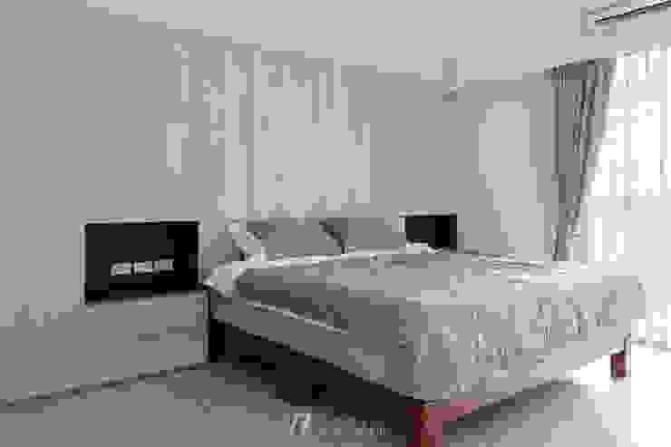 WANG House 元作空間設計 臥室
