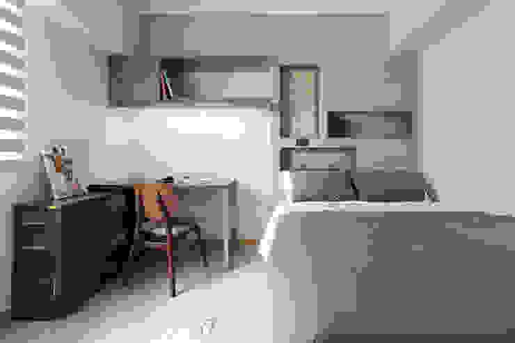 WANG House 元作空間設計 青少年房