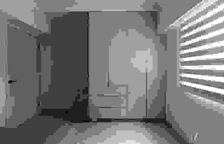 衣櫃 元作空間設計 小臥室