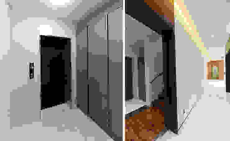 주택 내부 by 더존하우징 모던
