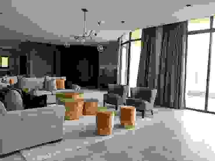 Moderne Wohnzimmer von FN Design Modern