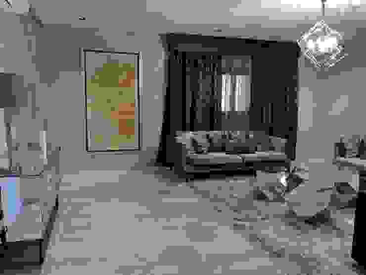 Salones de estilo moderno de FN Design Moderno