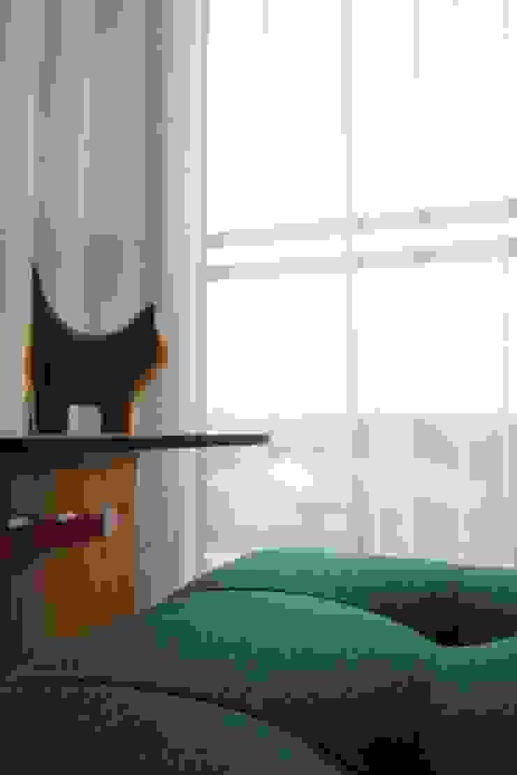 林口藝樹家 蔡府-清水模-沉靜 九木空間設計 窗戶
