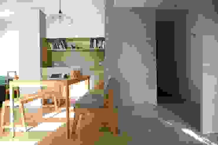 林口藝樹家 蔡府-清水模-沉靜 根據 九木空間設計 北歐風