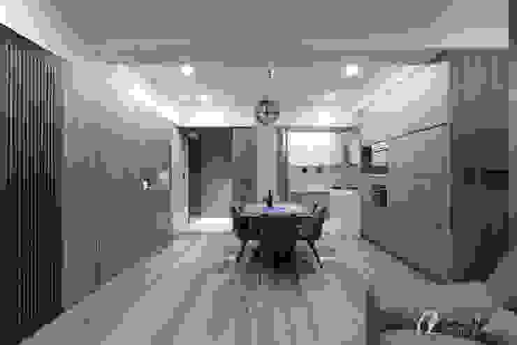 CHEN House‧擁樂 根據 元作空間設計 現代風