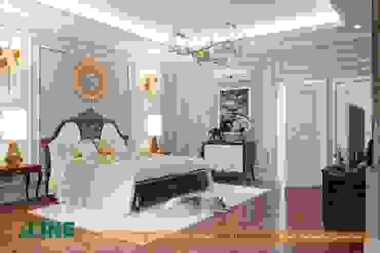 Báo giá thiết kế nội thất chung cư tại Xline bởi NỘI THẤT XLINE Hiện đại MDF