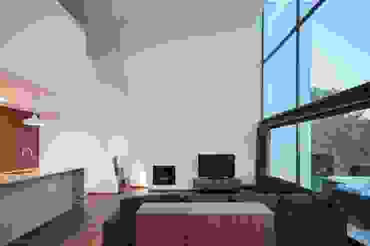Gafarim House Oleh Tiago do Vale Arquitectos Modern Kayu Wood effect