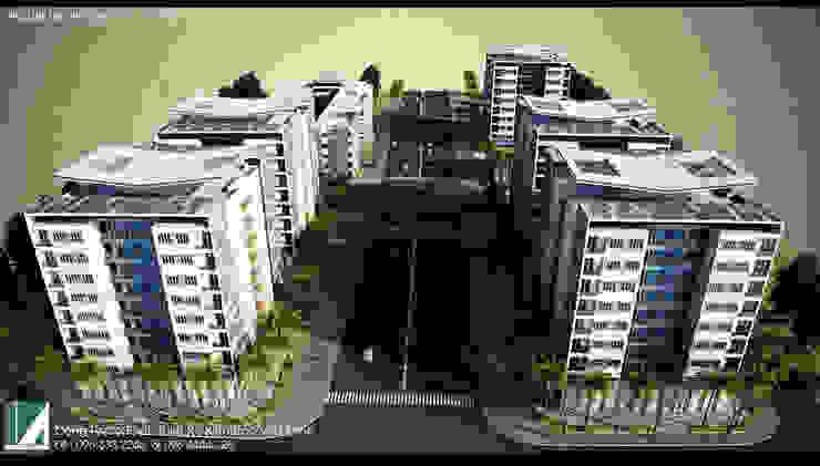 DỰ ÁN ĐÔ THỊ Ở – NHÀ Ở CÁN BỘ CÔNG NHÂN VIÊN Z189 HẢI PHÒNG bởi Kiến trúc Việt Xanh