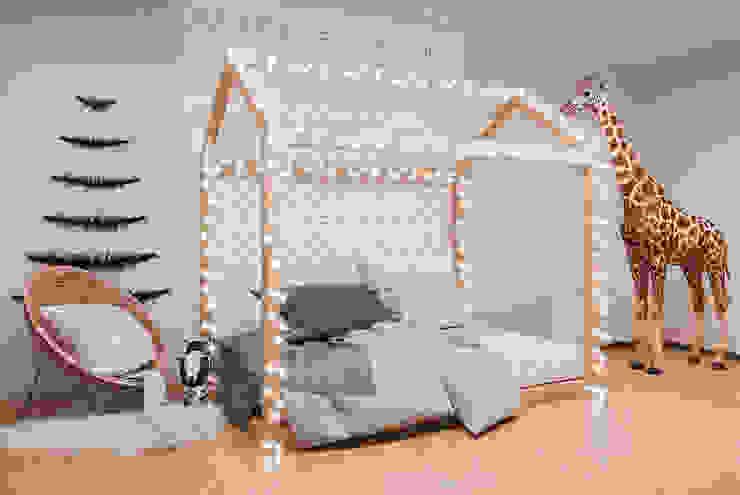 Habitación para niños de NRN diseño de interiores Moderno