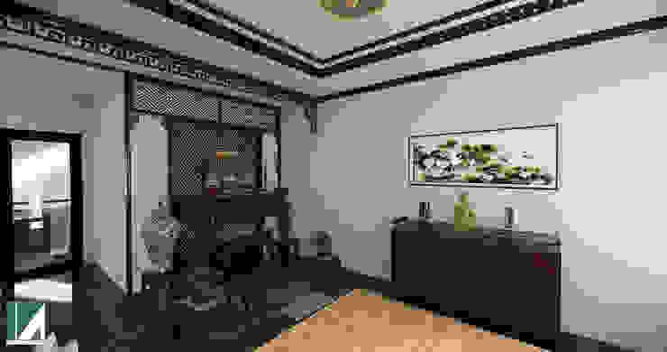 NHÀ PHỐ 3 TẦNG ( CẢI TẠO TỪ NHÀ HIỆN TRẠNG 2 TẦNG ) bởi Kiến trúc Việt Xanh