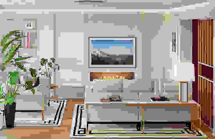 Salón comedor von NRN diseño de interiores | homify