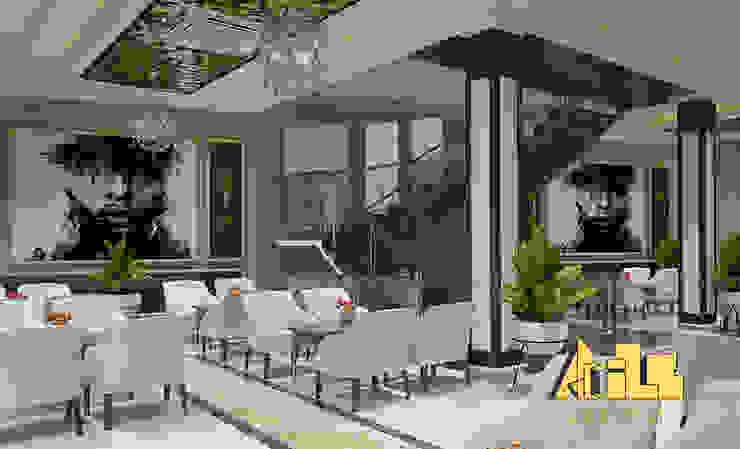 ROYAL CLASSIC CAFE Archilives Pool Đồng / Đồng / Đồng thau Amber/Gold
