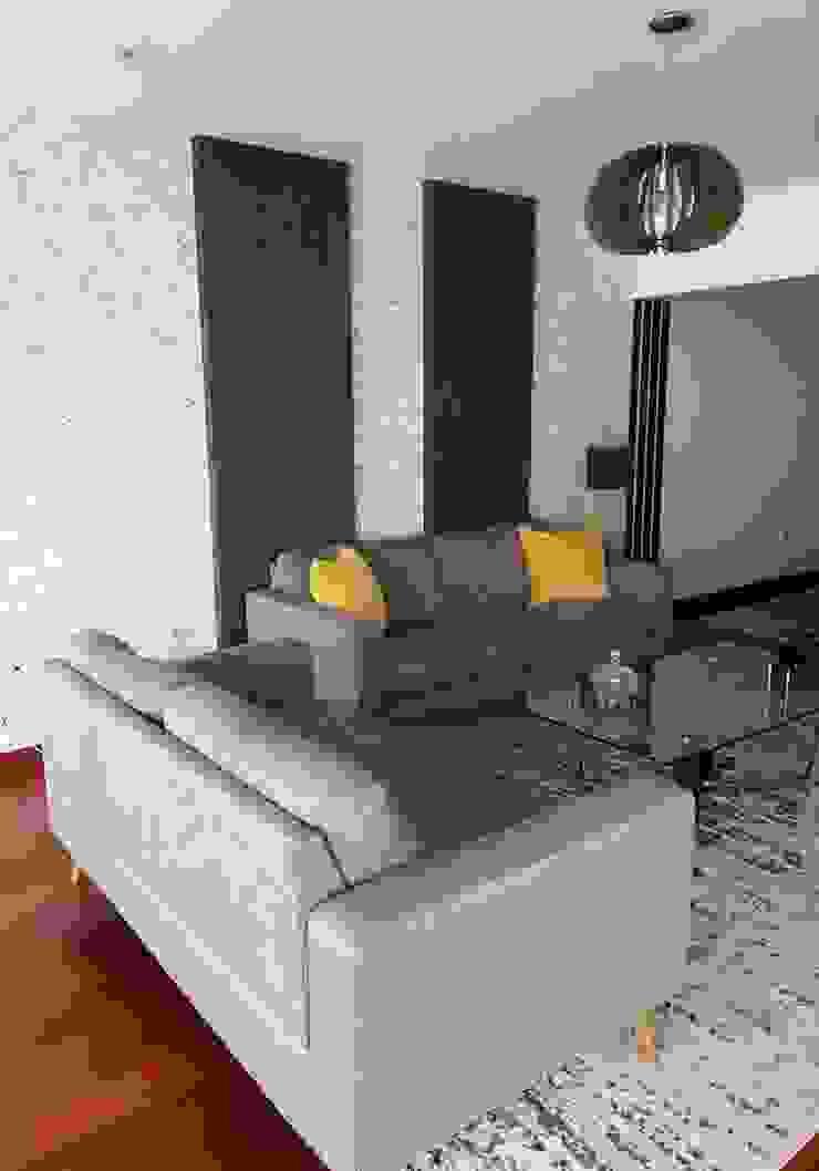 Salas de estar modernas por Alicia Ibáñez Interior Design Moderno