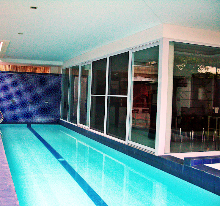 Bel Air Residence Architect Manila Pool