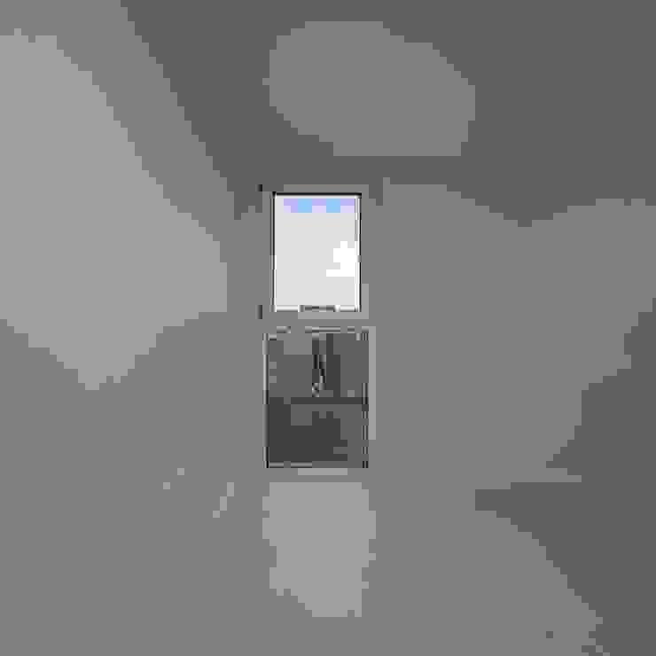 Centinnial _ 상가주택 모던스타일 미디어 룸 by 건축사사무소 이가소 / igaso architects & planners 모던