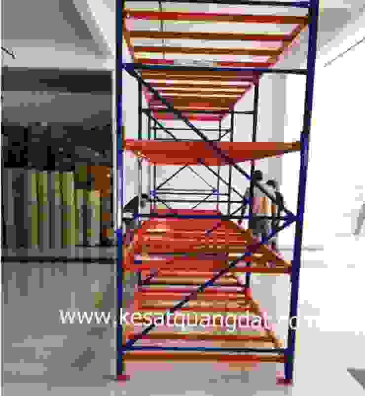 KỆ SẮT ĐỂ PALLET 05 Kệ Sắt Quang Đạt Văn phòng & cửa hàng