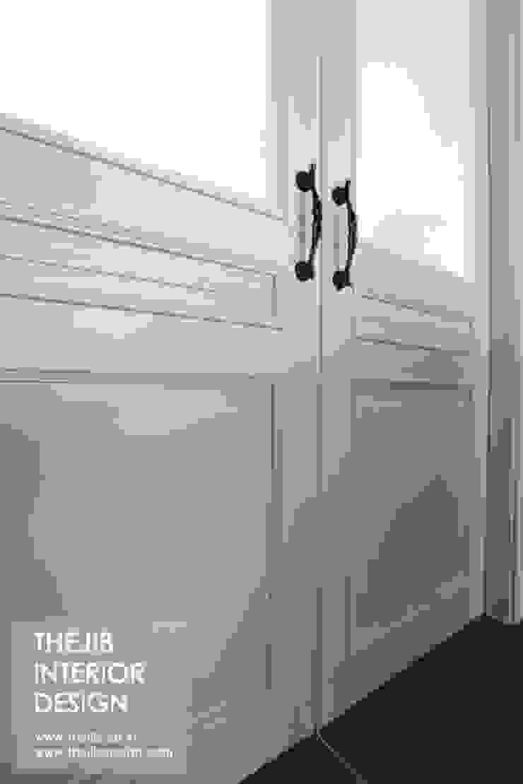 분당구 정자동 삼성 아데나루체 49평 아파트 인테리어 by 더집디자인 (THEJIB DESIGN) 모던