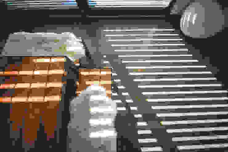 Studio Prospettiva Salas de estar modernas
