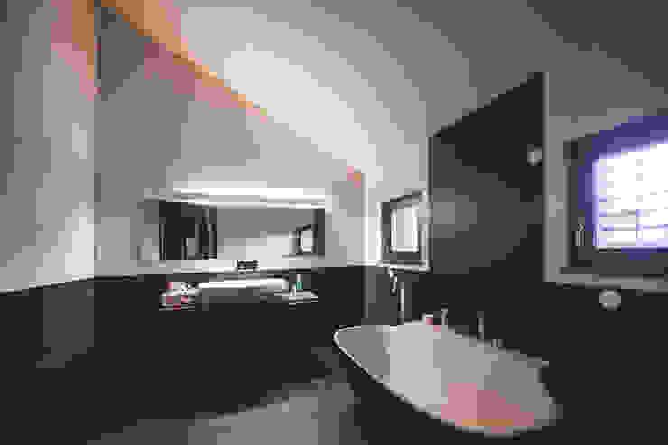 Studio Prospettiva Banheiros modernos