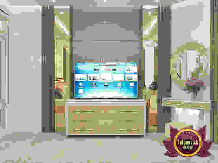 Excellent Children's Bedroom Design Dubai by Luxury Antonovich Design