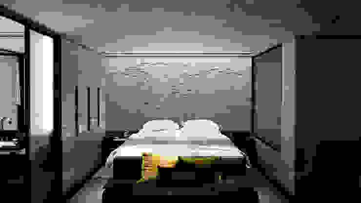 Loft Design System Deutschland - Wandpaneele aus Bayern Modern style bedroom
