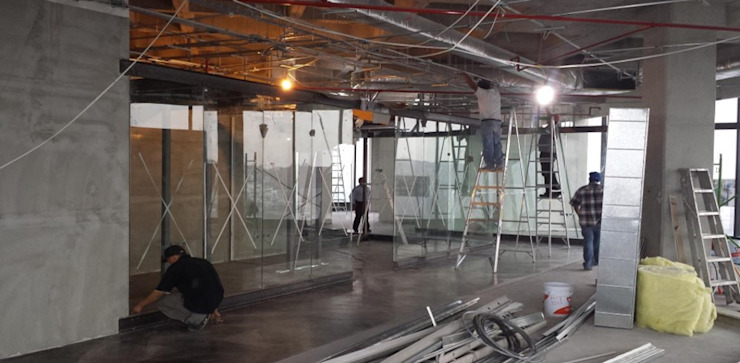 Grupo Loop Construcción Complesso d'uffici moderni