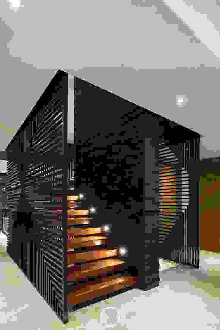 Casa GS Grupo Loop Construcción Escaleras