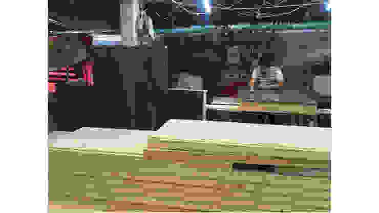 proceso de fabricación Hall Arquitectos Bodegas modernas